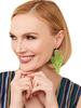 Woven Cactus Earrings