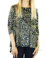 Comfy's Vancouver Tunic In Abstract