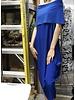 Comfy Sun Kim Donna Dress In Royal Blue