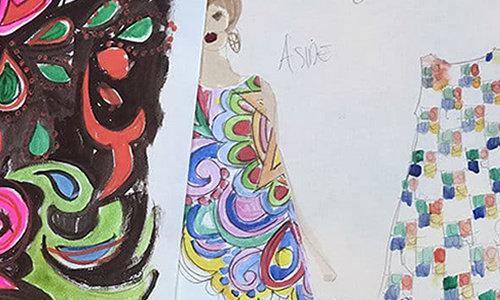 Italian Reversible Dresses
