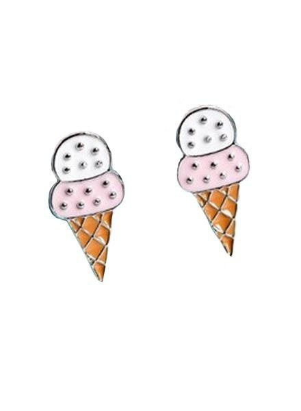 Ice Cream Lil' Earrings