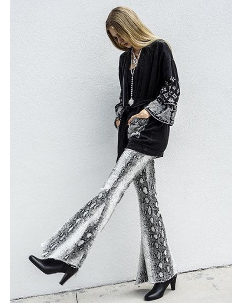 Bell Bottoms In Snake