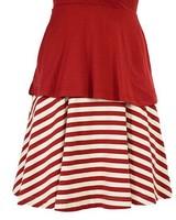 Effie's Heart Effie's Heart Carnaby Skirt In Nautical Stripe