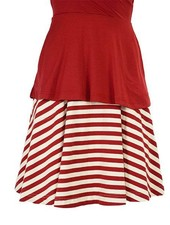 Effie's Heart Effie's Heart Carnaby Skirt In Nautical Stripe
