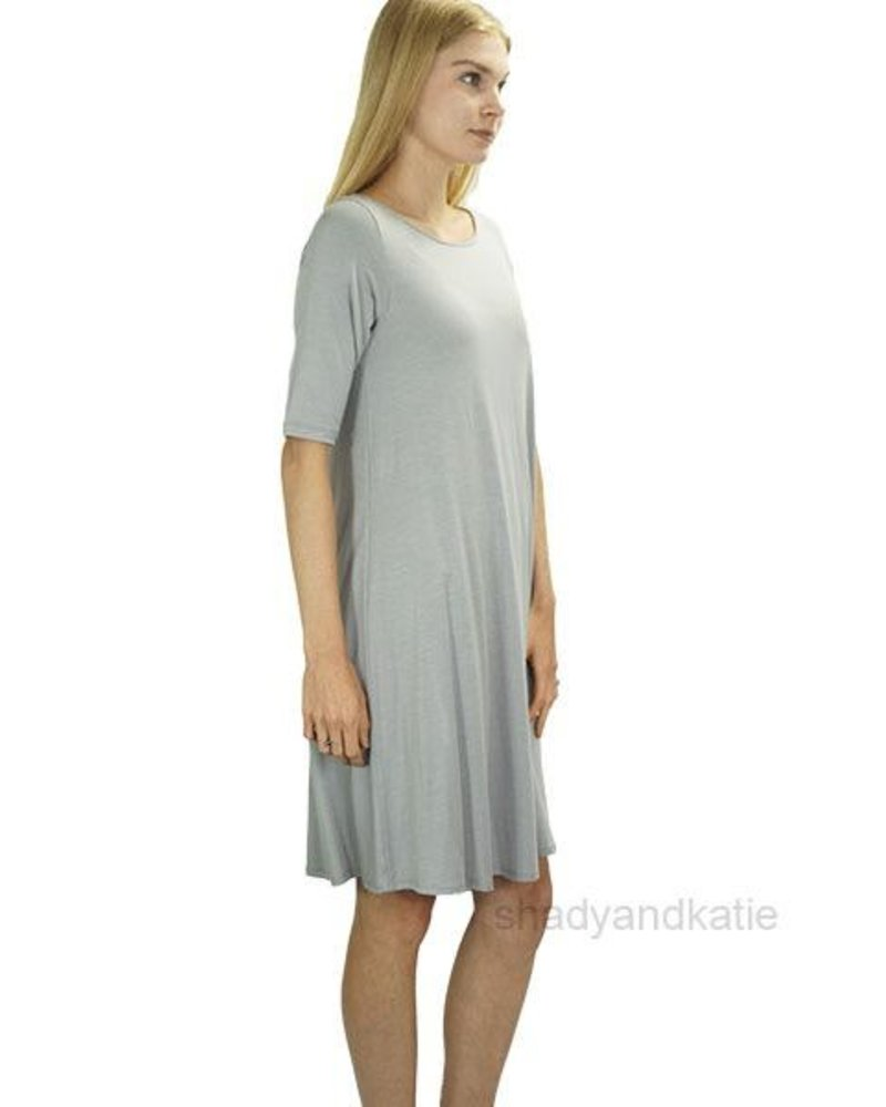 Comfy's Salinas Dress In Sterling