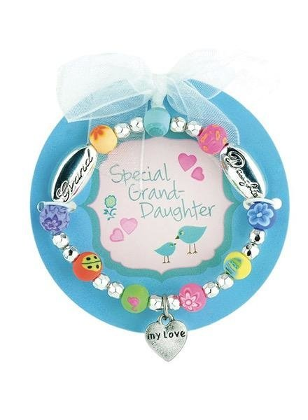 Grandaughter Toddler Bracelet