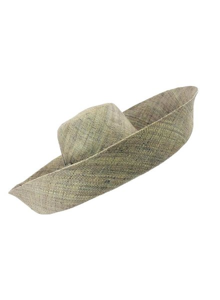 "Shebobo Shebobo 7"" Brim Estrella Hat In Grey"