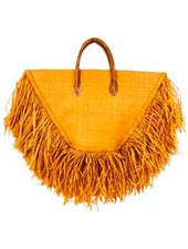 Shebobo The Gigi Bag In Saffron