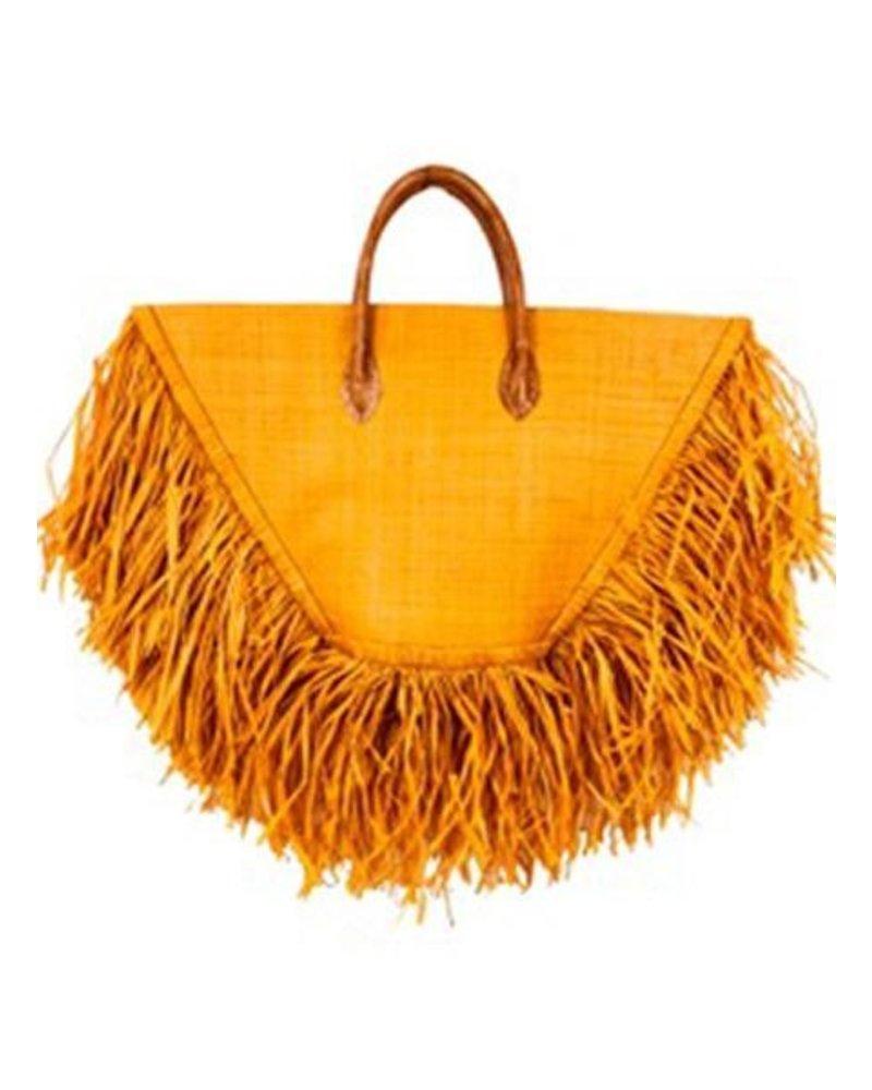 Shebobo The Gigi Bag In Saffron