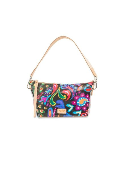 Consuela Consuela Sophie Pouch In Black Swirly