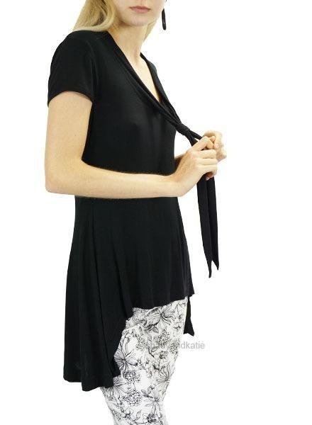 Effie's Heart Effie's Heart Devoted Blouse In Black