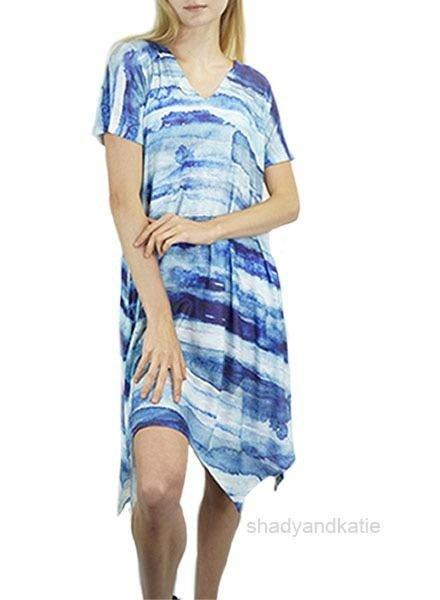 Inoah Inoah Waves Dress
