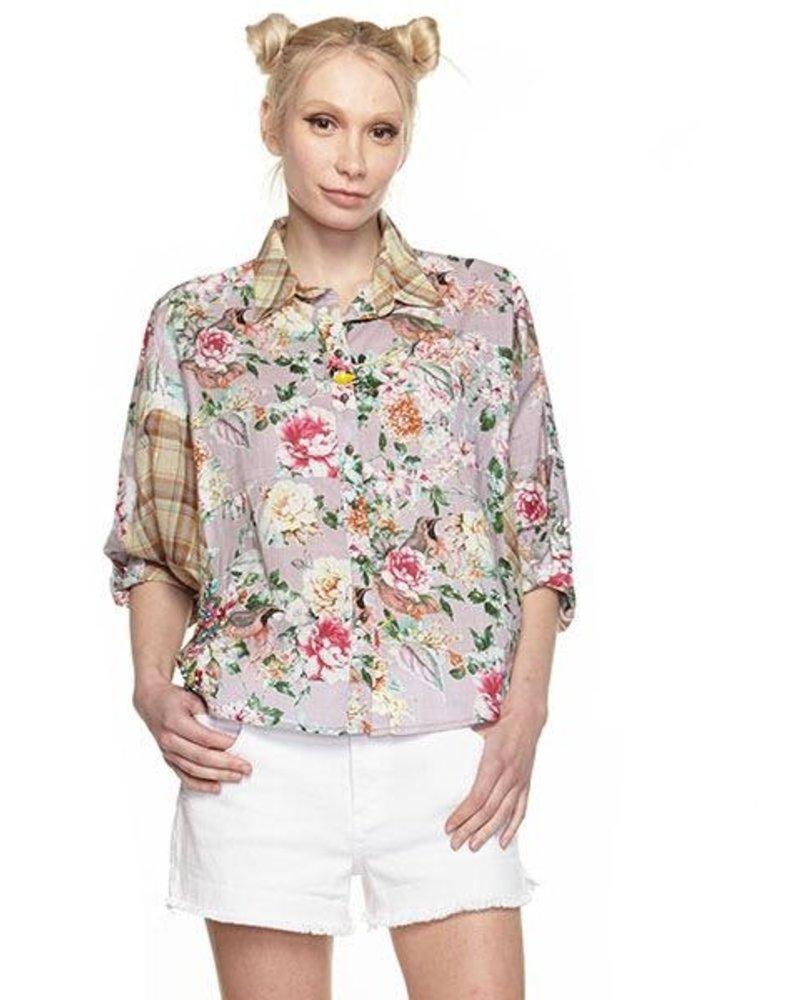 Aratta Aratta Even The Doves Are Jealous Shirt