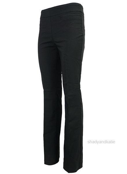 Renuar Renuar Flare Pants In Black