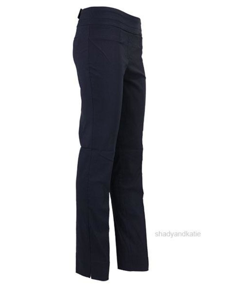 Renuar Renuar Flare Pants In Night Sky