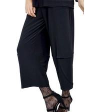 Comfy's Sun Kim Anna Pants In Black