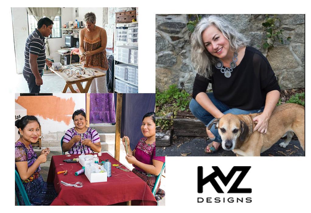 Kristen Vanzandt from KVZ Designs