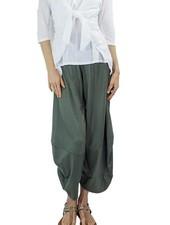 Just Jill Tulip Pant In Warf Green