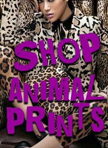 Animal Print Is Always In Style!