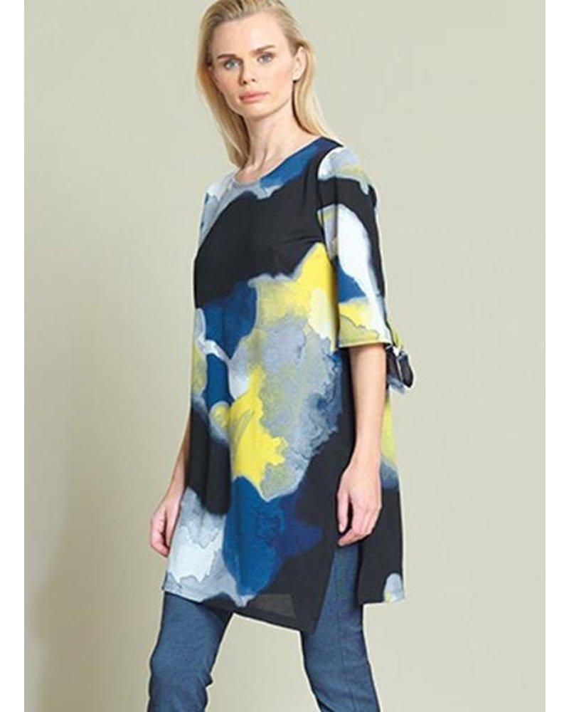 Clara Sun Woo Watercolor Print Tunic
