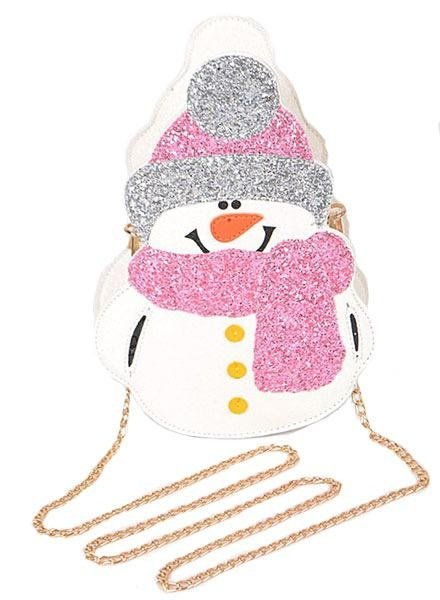 Frosty The Snowman Crossbody