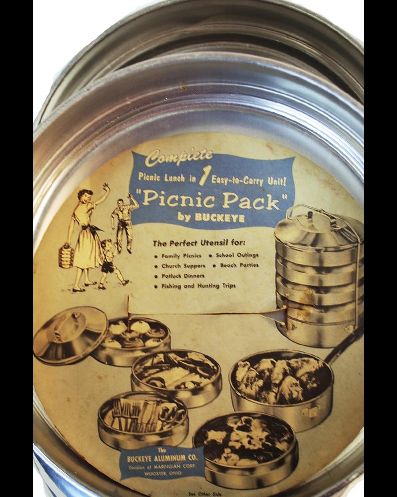 Vintage Picnic Pack