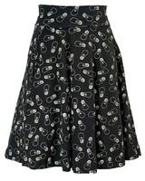 Effie's Heart Carnaby Skirt In Luminous Print
