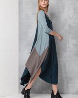 Ozai Ozai's Genuine Dress In Petrol