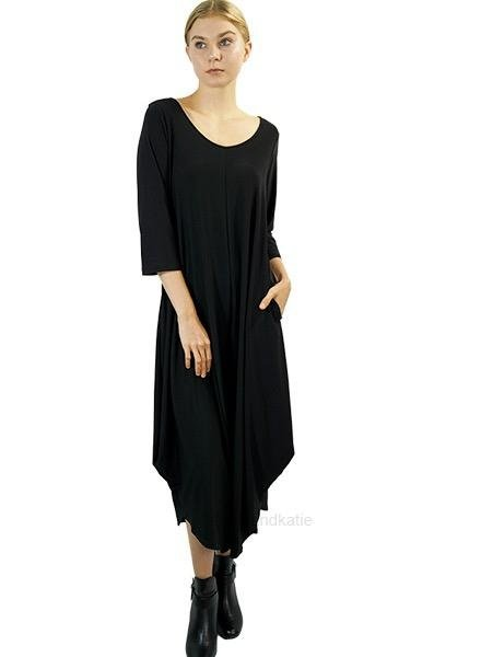 Comfy's Sun Kim Armani Jumpsuit In Black