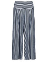 Alembika Alembika Resort Stripe Pant In Blues