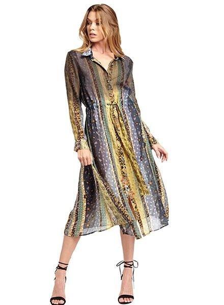 Aratta Aratta Jeanne Shirt Dress