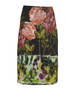 Petit Pois Knee Length Skirt From The English Garden Collection