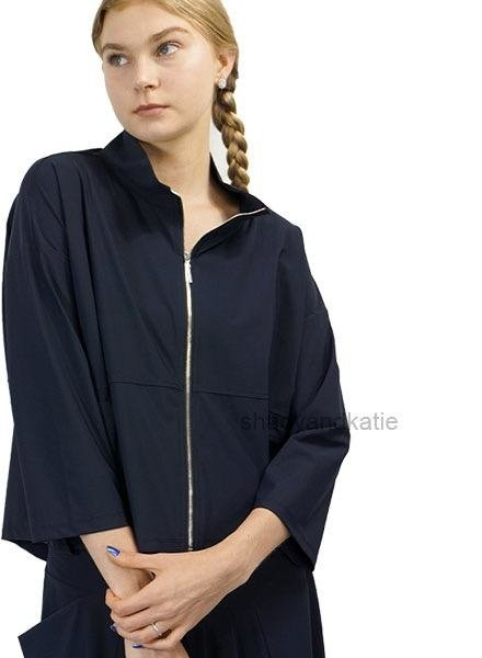 Comfy's Jason Diane Jacket In Navy