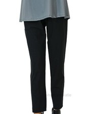 Comfy's Jason Slouch Slim Long Pants In Black