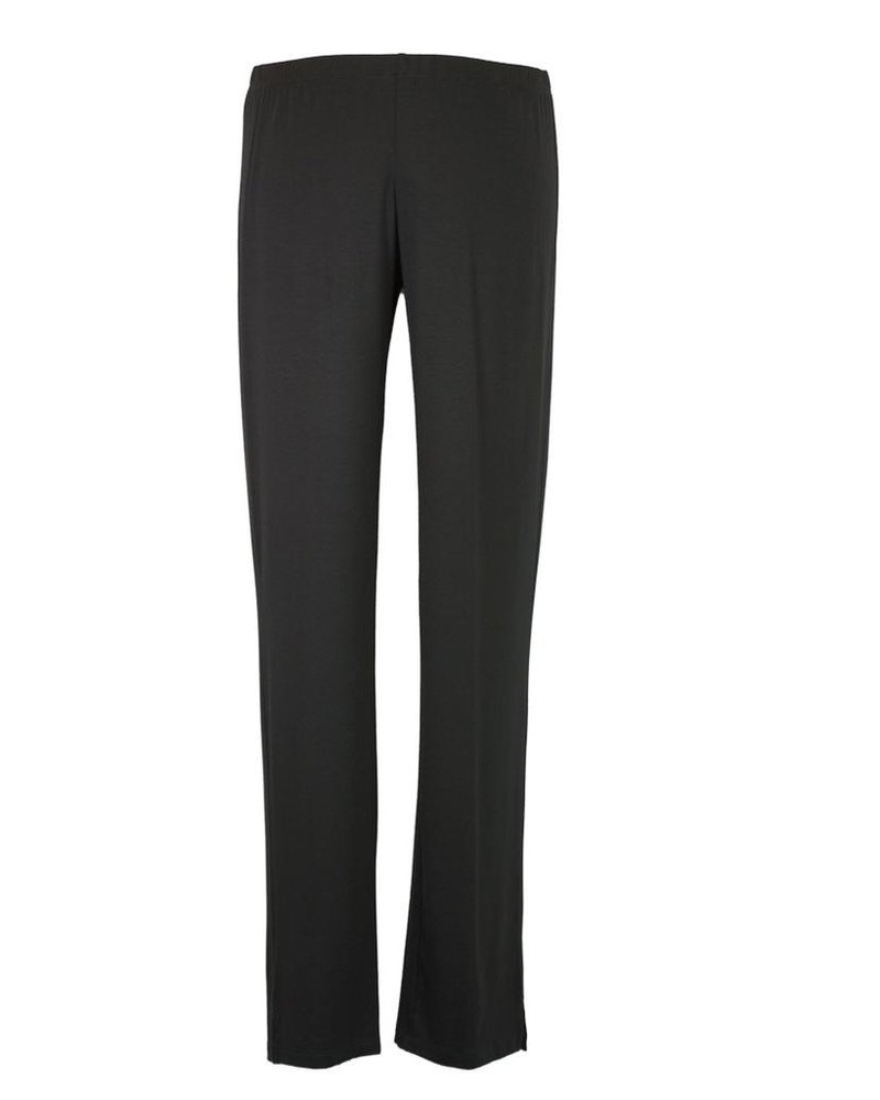 Comfy USA's Plus Narrow Pants In Black