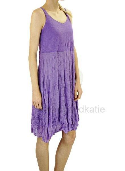 Comfy's Micky Dress In Violet