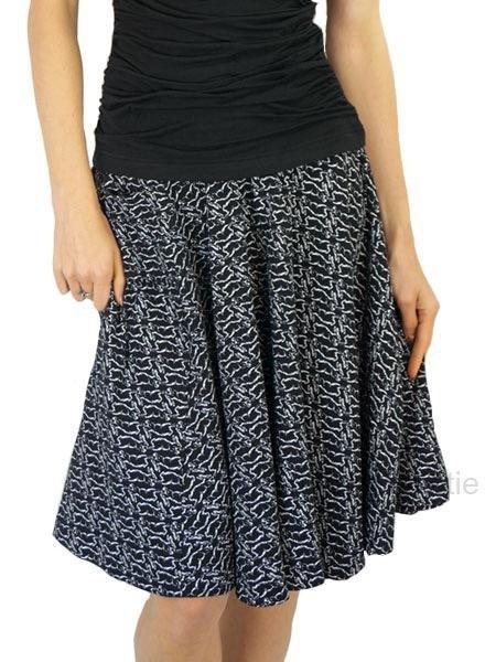 Effie's Heart Effie's Heart Sojourn Skirt In Lapin