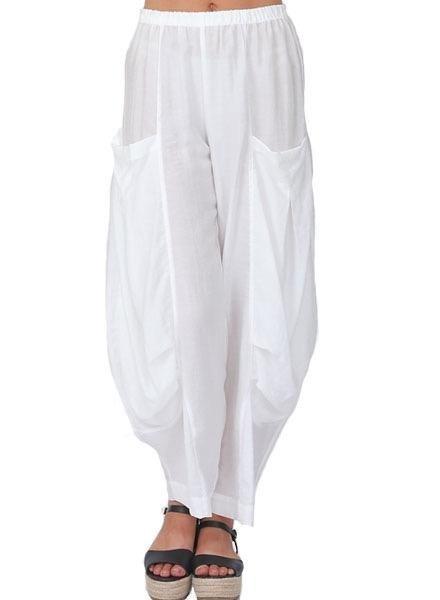Chalet Chalet Simona Pant In White
