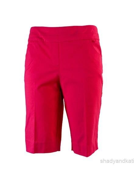 Renuar Renuar Magic Bermuda Shorts In Blossom