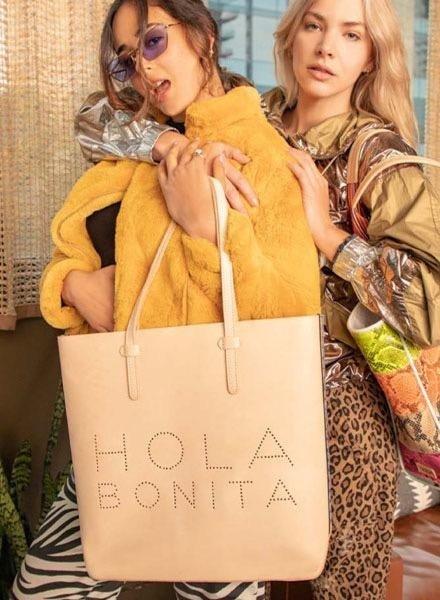 Consuela Consuela Slim Tote In Hola Bonita Natural