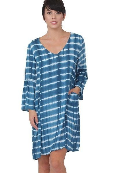 Chalet Chalet Mariela Dress In Bluemirage