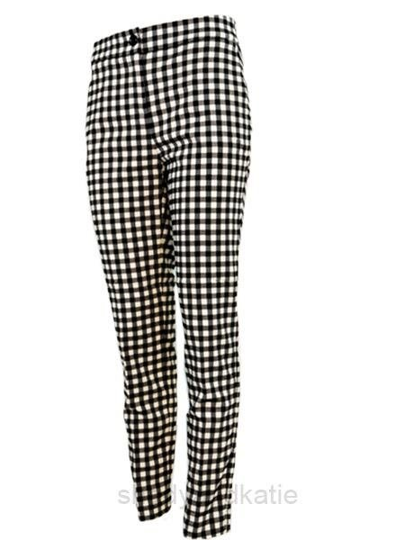 Renuar Renuar Great Gingham Pant