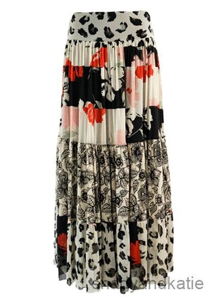 Petit Pois French Country Skirt
