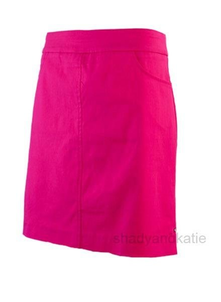 Renuar Renuar's Two Pocket Skort In Blossom