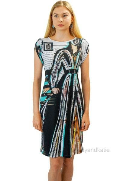 Le Galeriste Tulip Dress In Wizard Of Time Travel