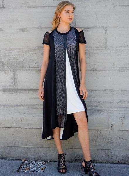 Ozai Ozai Handle Dress