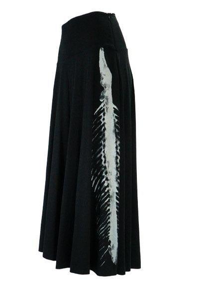 Ozai Ozai Hollywood Trouser In Black