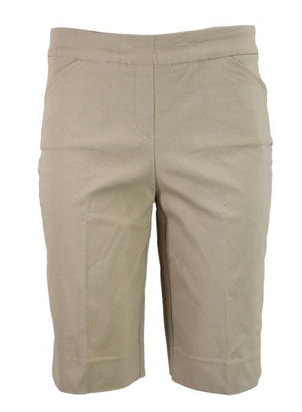 Renuar Magic Bermuda Lil' Pocket Shorts In Sand