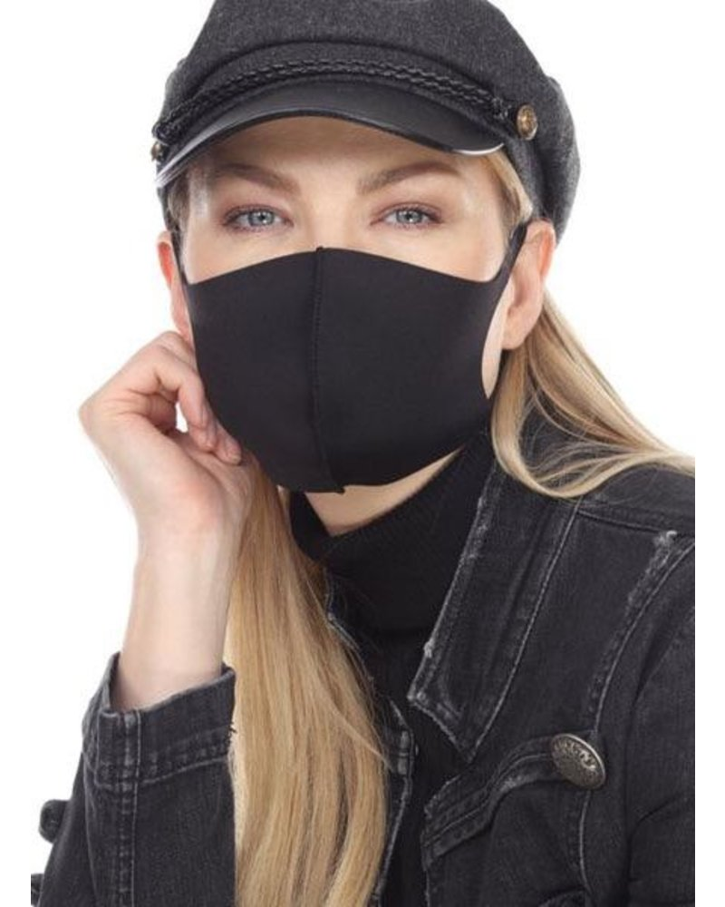 Terra Terra Breathable Mask In Black