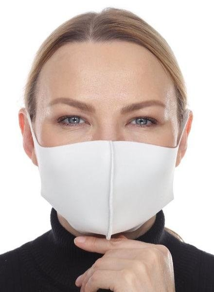 Terra Terra Breathable Mask In Ivory